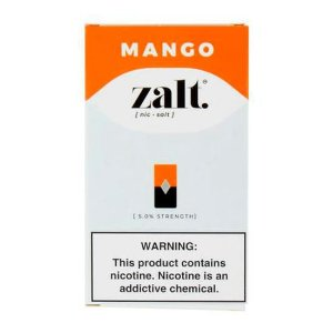 Pods C/ Líquido Mango - Zalt