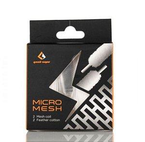 Resistências Prontas Micro Mesh KA1 | Geekvape