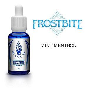 Líquido Frostbite Mint Menthol - White Series - Halo Cigs