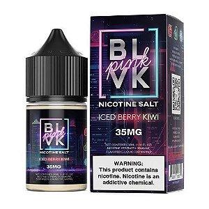 Líquido Iced Berry kiwi - SaltNic / Salt Nicotine Pink -  BLVK