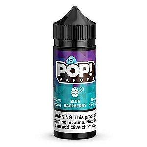 Líquido Blue Raspberry - POP! Vapors Ice
