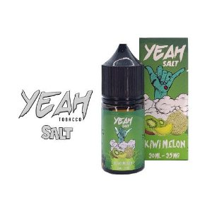 Líquido Kiwi Melon - SaltNic / Salt Nicotine - Yeah