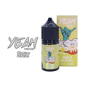 Líquido Vanilla Cheescake - SaltNic / Salt Nicotine - Yeah