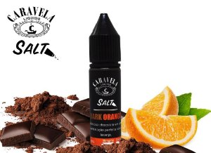 Líquido Dark Orange - SaltNic / Salt Nicotine | Caravela