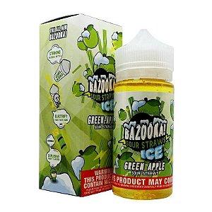 Líquido Green Apple Ice - SaltNic / Salt Nicotine | Bazooka!