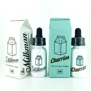 The Milkman |The Milkman Vanilha / Churrios | Liquido