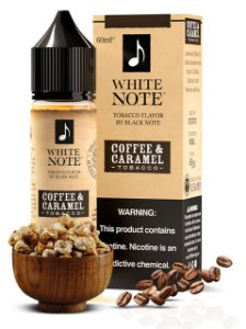 Líquido Coffe & Caramel (Tobacco) | White Note