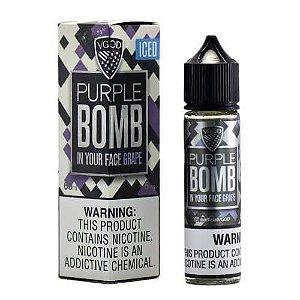 Líquido Purple Bomb Iced | Vgod