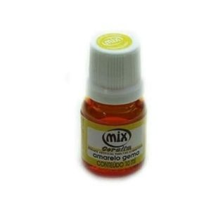 Corante liquido amarelo gema 10ml unid (consultar disponibilidade antes da compra)