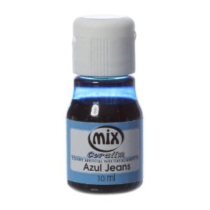 Corante liquido azul jeans 10ml unid