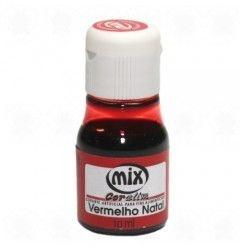 Corante liquido vermelho natal 10ml unid (consultar disponibilidade antes da compra)