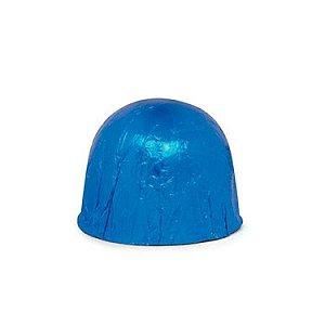 Papel chumbo cortado 15x16 azul escuro liso c/300 unids