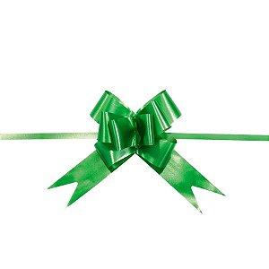 Laço Pronto Medio Verde c/10 unids (consultar disponibilidade antes da compra)