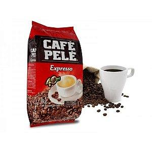 Café Pelé em grãos kg