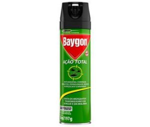 Inseticida Baygon 395ml unid