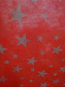 Tnt Vermelho com Estrela metro