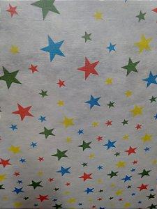 Tnt Estrelas coloridas metro