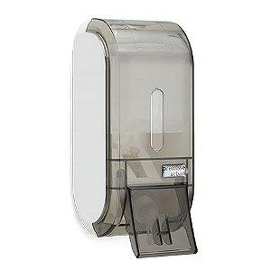Saboneteira Compacta Urban Fume c/ reservatorio 400ml unid