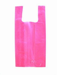 Sacola grossa 50x70 Rosa 1kg