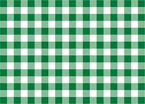 Toalha perolada 80x80 Xadrez Verde 100 unids