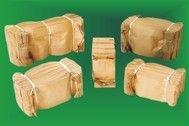 Saco papel semi kraft 1kg c/500 unids