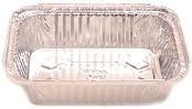 Marmitex aluminio 0220ml (D12) tampa papelao 200 unids
