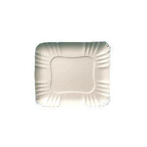 Bandeja Papelão Branca N°023 20cmx18cm 200 unids