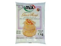 Glacê real Mix 1kg