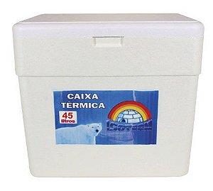 Caixa Isopor 45LTS unid
