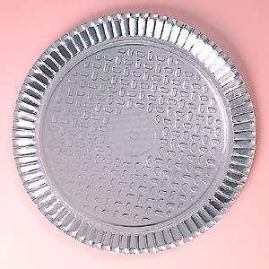 Prato papelão laminado nº 10 (48cm) unid