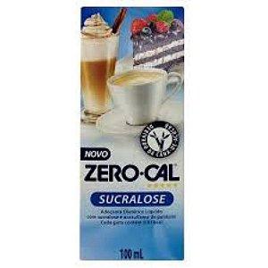 Adoçante Liq Zero Cal Sucralose 100ml
