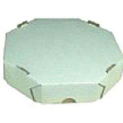 Caixa papelao 36x36x04 (pizza) oitavada c/ 25 unids