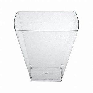 Pote Acrilico 150ML (151) Cristal s/ tampa 1000 unid