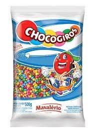 ChocoGiros mini pastilhas Mavalerio 500grs