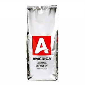 Café America premium em Grãos Kg