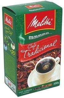 Café Melitta Tradicional 500grs