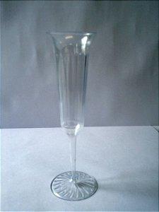 Taça Acrilica 130ml Champanhe (TOC) c/5 unids
