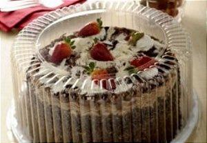 G56MA Embalagem Torta/bolo Média tampa Alta 2kg c/50 unids