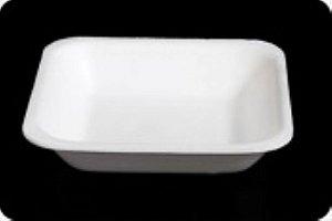 Bandeja Isopor CFL01 (15x15x2,7) 50 unids