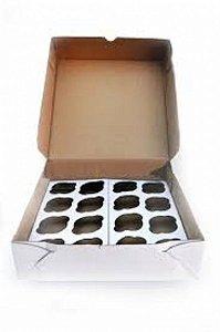 Caixa para Cup Cakes Mini (Transportar) unid