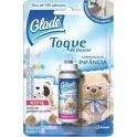 Refil click spray Glade Lembrança Infancia 12ml
