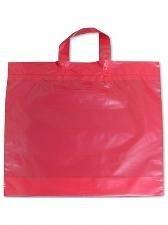 Sacola Alça fita Vermelha 40x50 1kg