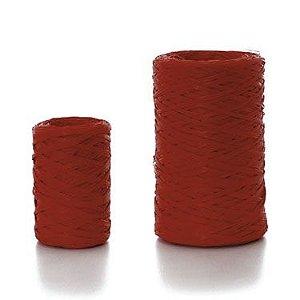 Fita Ráfia Sintética Vermelha 50mts unid (consultar disponibilidade na loja antes da compra)