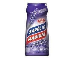 Sapólio Pó radium Lavanda 300grs
