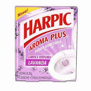 Bloco Sanit Harpic Lavanda 20grs (rede) Unid
