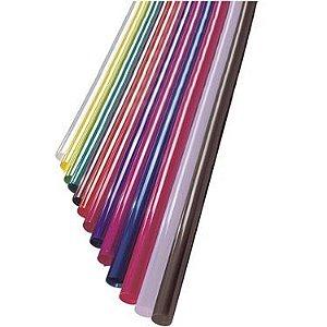 Rolo Celofane Poli Coloridos 85x100 c/3fls