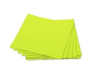 Guardanapo 25x25 Verde Limão Fl Dupla c/20unids (consultar disponibilidade na loja)