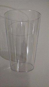Copo Acrilico 300ml Cristal (TOC) c/ 500 unids