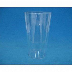 Copo Acrilico 300ml Cristal c/10 unids