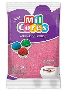 Açúcar Cristal Rosa 500grs